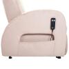 Club1 Riser Chair Beige - detail: side view