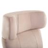 Club1 Riser Chair Beige - detail: headrest