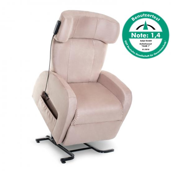 Club1 Riser Chair Grey