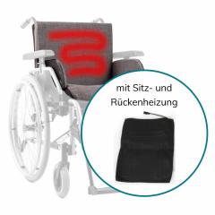 Sparset: Rücken- & Sitzpolster inkl. Heizung