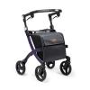 Einkaufsrollator Rollz Flex² dark purple