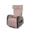 Club2 Riser Chair Beige - cut out: front view