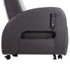 Club2 Riser Chair Gray - detail: side view