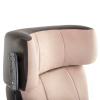 Club2 Riser Chair Beige - detail: headrest