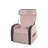 Club3 Riser Chair Beige - cut out: front view