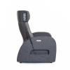 Club3 Riser Chair Gray - cut out: side view-