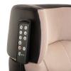 Club3 Riser Chair Beige - detail: remote control