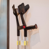 Held Complete Set - Magnetic Stick Holder Neon Yellow - zoom: on the wall