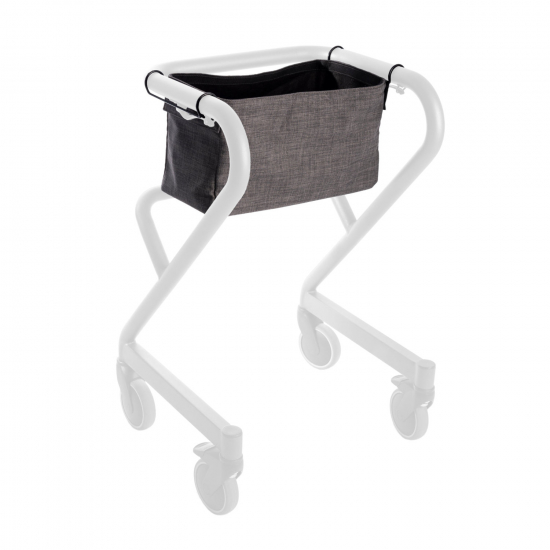 Page Bag Gray - Page Indoor Rollator