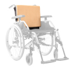 Extra Back Cushion Beige - Extra Wheelchair Upholstery and cushion