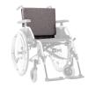 Extra Back Cushion Gray - Extra Wheelchair Upholstery and cushion