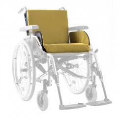 Extra Sitz- und Rückenpolster