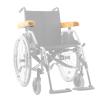 Extra Armlehnenpolster Beige - Extra Rollstuhlkissen