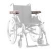 Extra Armlehnenpolster Grau - Extra Rollstuhlkissen