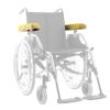 Extra Armlehnenpolster Grün - Extra Rollstuhlkissen