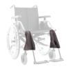 Extra Fußstützenpolster Grau - Extra Rollstuhlkissen