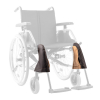 Extra Fußstützenpolster Beige - Extra Rollstuhlkissen