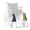 Extra Fußstützenpolster Grün - Extra Rollstuhlkissen