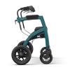 Rollz Motion Performance Grün - Rollstuhl Rollator - Freisteller Rollator - Seitenansicht -