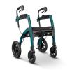 Rollz Motion Performance Grün - Rollstuhl Rollator - Freisteller - Rollator