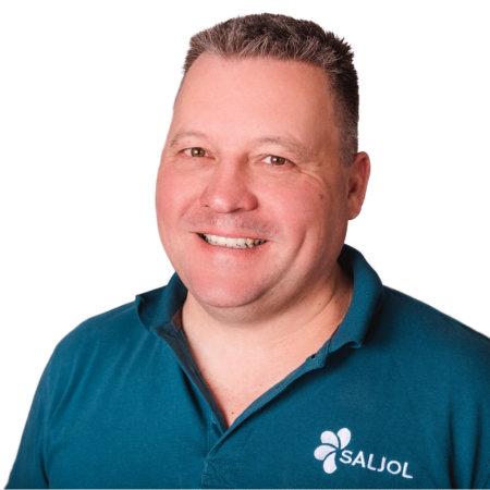 Saljol Team- Management - Geschäftsführer Thomas Appel