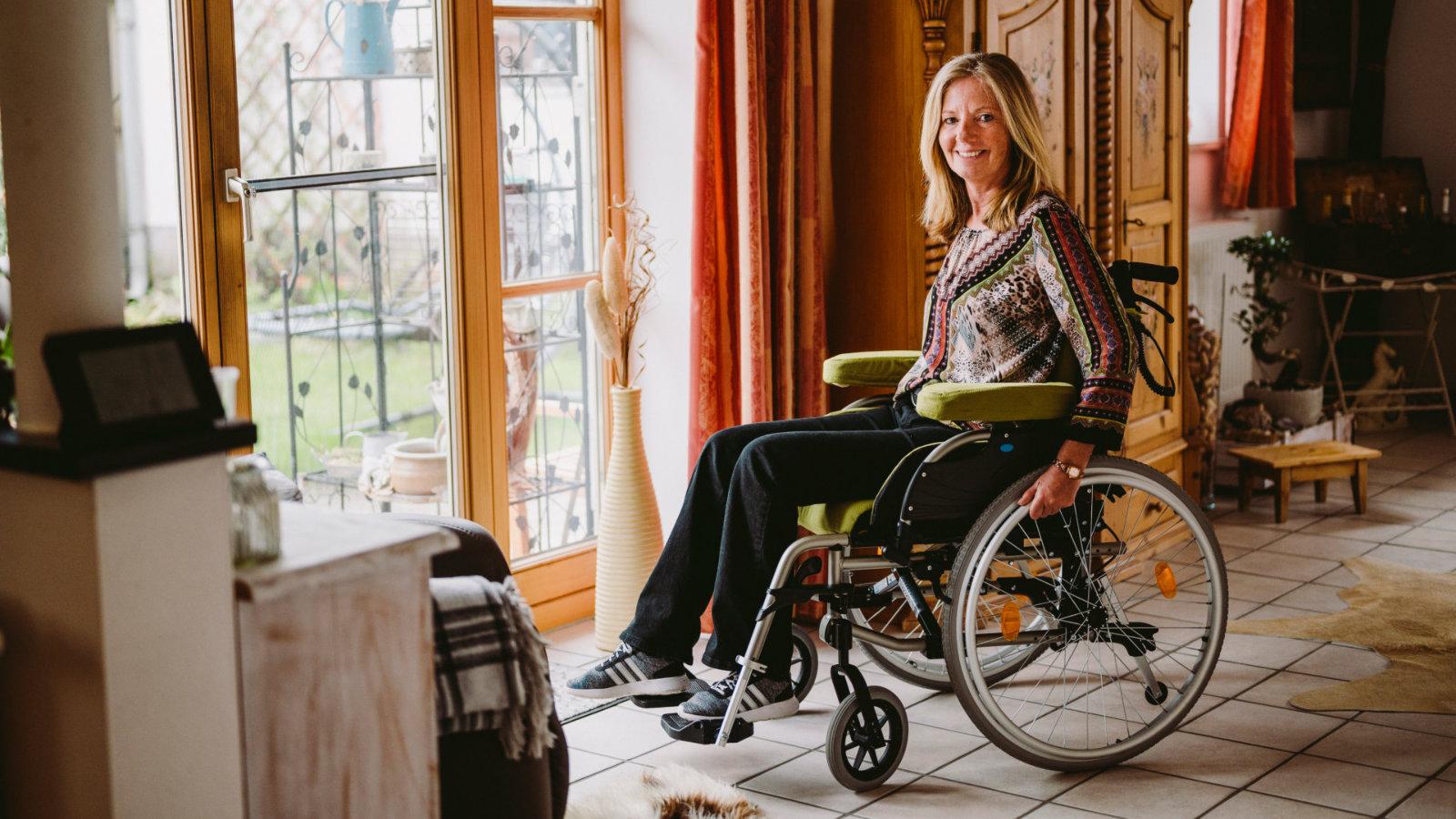 Extra Rollstuhlkissen - Mutmacher - Rollstuhlpolster Test