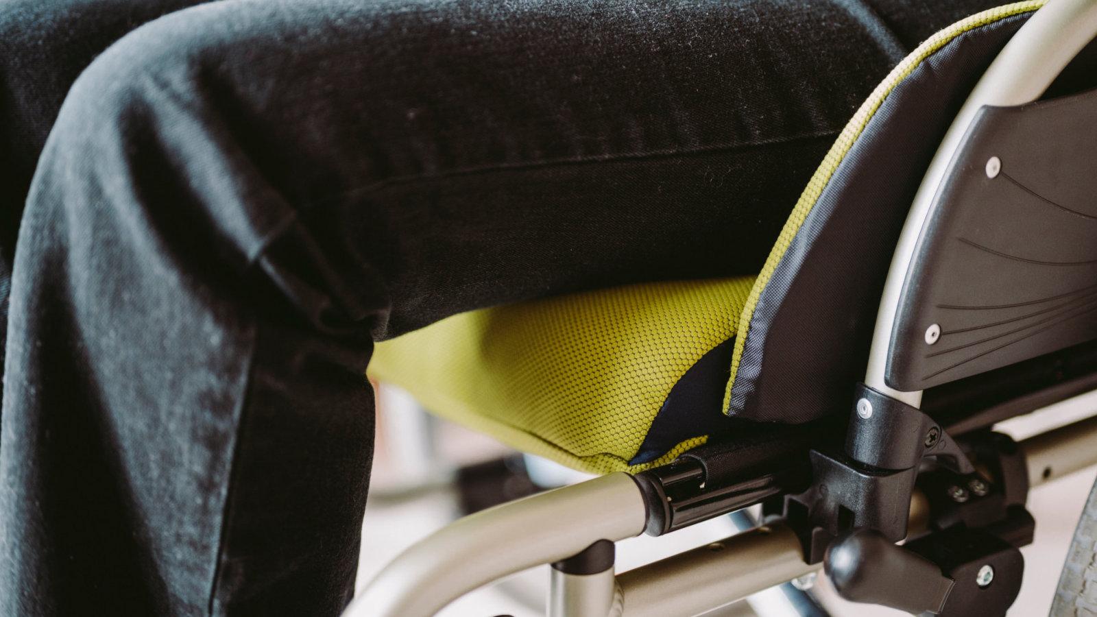 Extra Rollstuhlkissen - Mutmacher - Sitzkissen mit Flügel