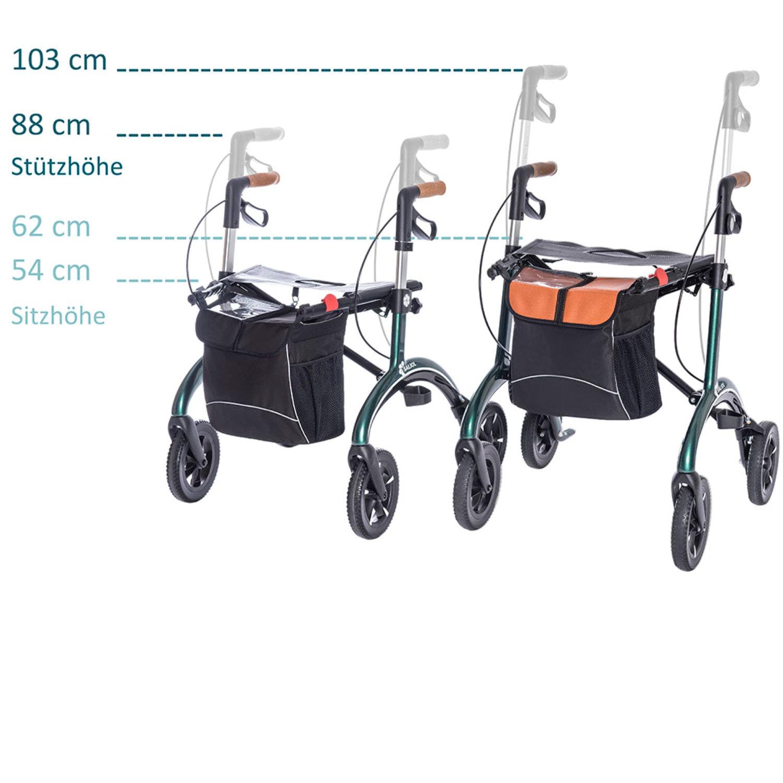 Carbon Rollator Vergleich