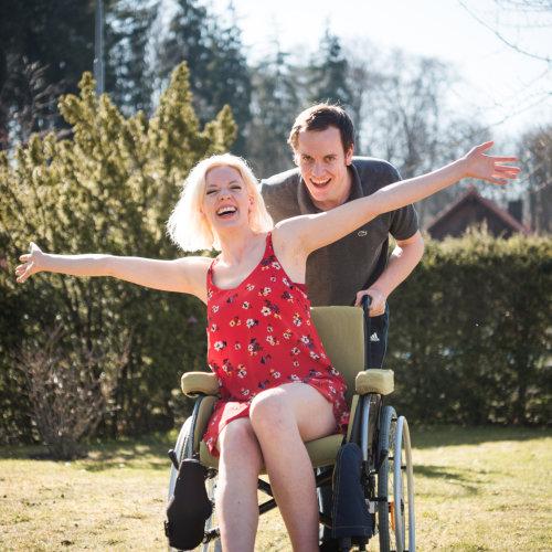 Rollstuhlpolster Extra