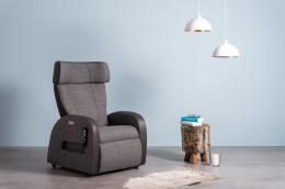 Club3 Riser Chair Gray - front view