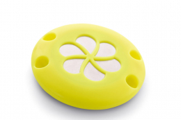 Taler Magnetic Stick Holder Neon Yellow - cut out