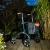 Carbon Rollator Reflektoren