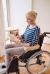 Extra Rollstuhlkissen Beige - lesen